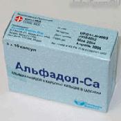 Препарат (лекарство): Альфадол-са на сайте Фармацевтическая Web-энциклопедия