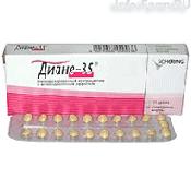 Препарат (лекарство): Диане-35 на сайте Фармацевтическая Web-энциклопедия