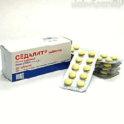 Препарат (лекарство): Седалит на сайте Фармацевтическая Web-энциклопедия