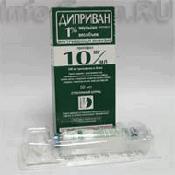 Препарат (лекарство): Диприван на сайте Фармацевтическая Web-энциклопедия