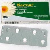 Препарат (лекарство): Кестин на сайте Фармацевтическая Web-энциклопедия