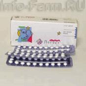 Препарат (лекарство): Логест на сайте Фармацевтическая Web-энциклопедия