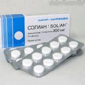 Препарат (лекарство): Солиан на сайте Фармацевтическая Web-энциклопедия