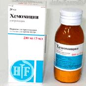 Препарат (лекарство): Хемомицин на сайте Фармацевтическая Web-энциклопедия