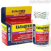 Препарат (лекарство): Кальцемин адванс на сайте Фармацевтическая Web-энциклопедия