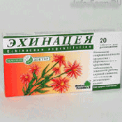 Препарат (лекарство): Эхинацея на сайте Фармацевтическая Web-энциклопедия