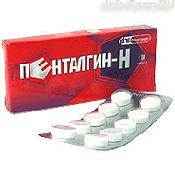 Препарат (лекарство): Пенталгин н на сайте Фармацевтическая Web-энциклопедия