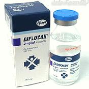 Препарат (лекарство): Дифлюкан на сайте Фармацевтическая Web-энциклопедия