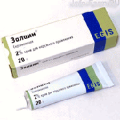 Препарат (лекарство): Залаин на сайте Фармацевтическая Web-энциклопедия