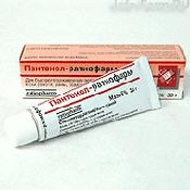 Препарат (лекарство): Пантенол-ратиофарм на сайте Фармацевтическая Web-энциклопедия