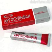 Препарат (лекарство): Аргосульфан на сайте Фармацевтическая Web-энциклопедия