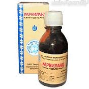 Препарат (лекарство): Карниланд (капли подъязычные) 25мл на сайте Фармацевтическая Web-энциклопедия