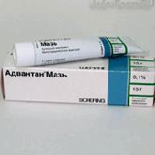 Препарат (лекарство): Адвантан на сайте Фармацевтическая Web-энциклопедия