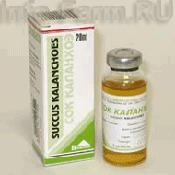 Препарат (лекарство): Каланхоэ на сайте Фармацевтическая Web-энциклопедия