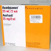 Препарат (лекарство): Анафранил на сайте Фармацевтическая Web-энциклопедия
