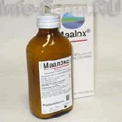 Препарат (лекарство): Маалокс на сайте Фармацевтическая Web-энциклопедия
