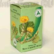 Препарат (лекарство): Мать-и-мачеха листья на сайте Фармацевтическая Web-энциклопедия