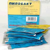 Препарат (лекарство): Пилобакт на сайте Фармацевтическая Web-энциклопедия
