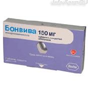 Препарат (лекарство): Бонвива на сайте Фармацевтическая Web-энциклопедия