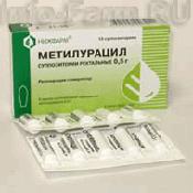 Препарат (лекарство): Метилурацил на сайте Фармацевтическая Web-энциклопедия