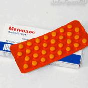 Препарат (лекарство): Метиндол на сайте Фармацевтическая Web-энциклопедия