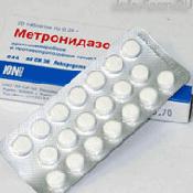 Препарат (лекарство): Метронидазол на сайте Фармацевтическая Web-энциклопедия