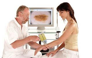 Профессиональные заболевания кожи