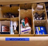 Противомалярийные препараты