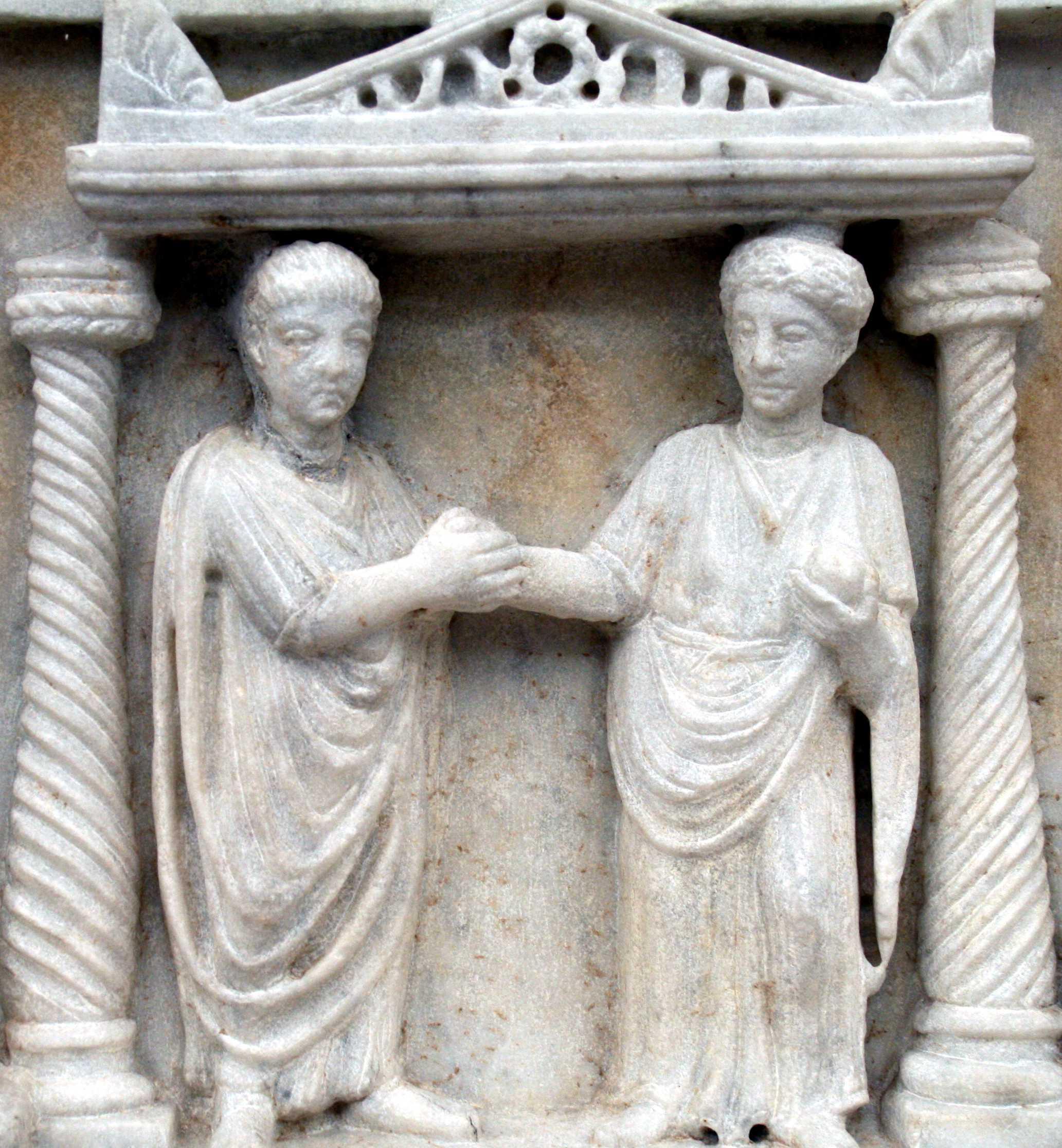 Брак в Древнем Риме