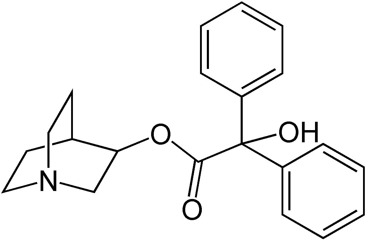 Хинуклидил-3-бензилат