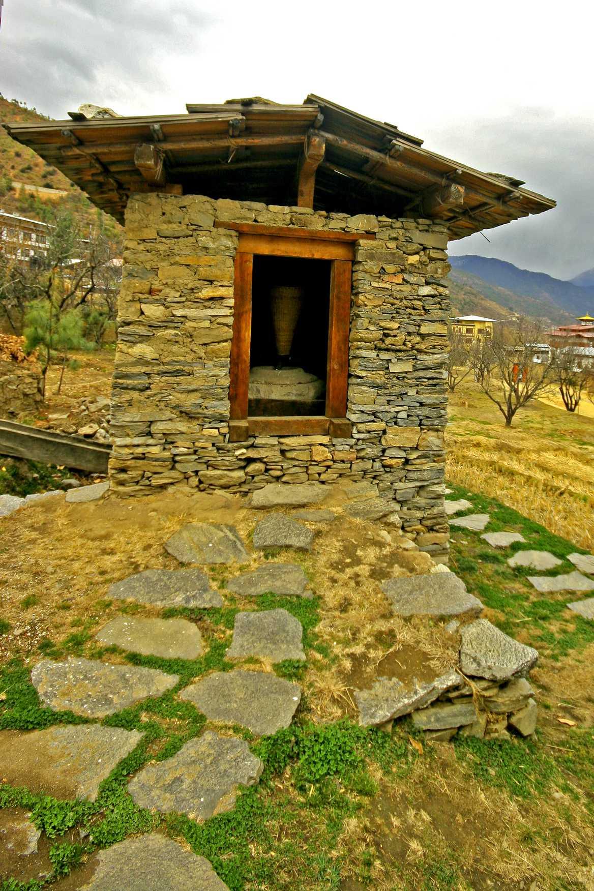 Здравоохранение в Бутане