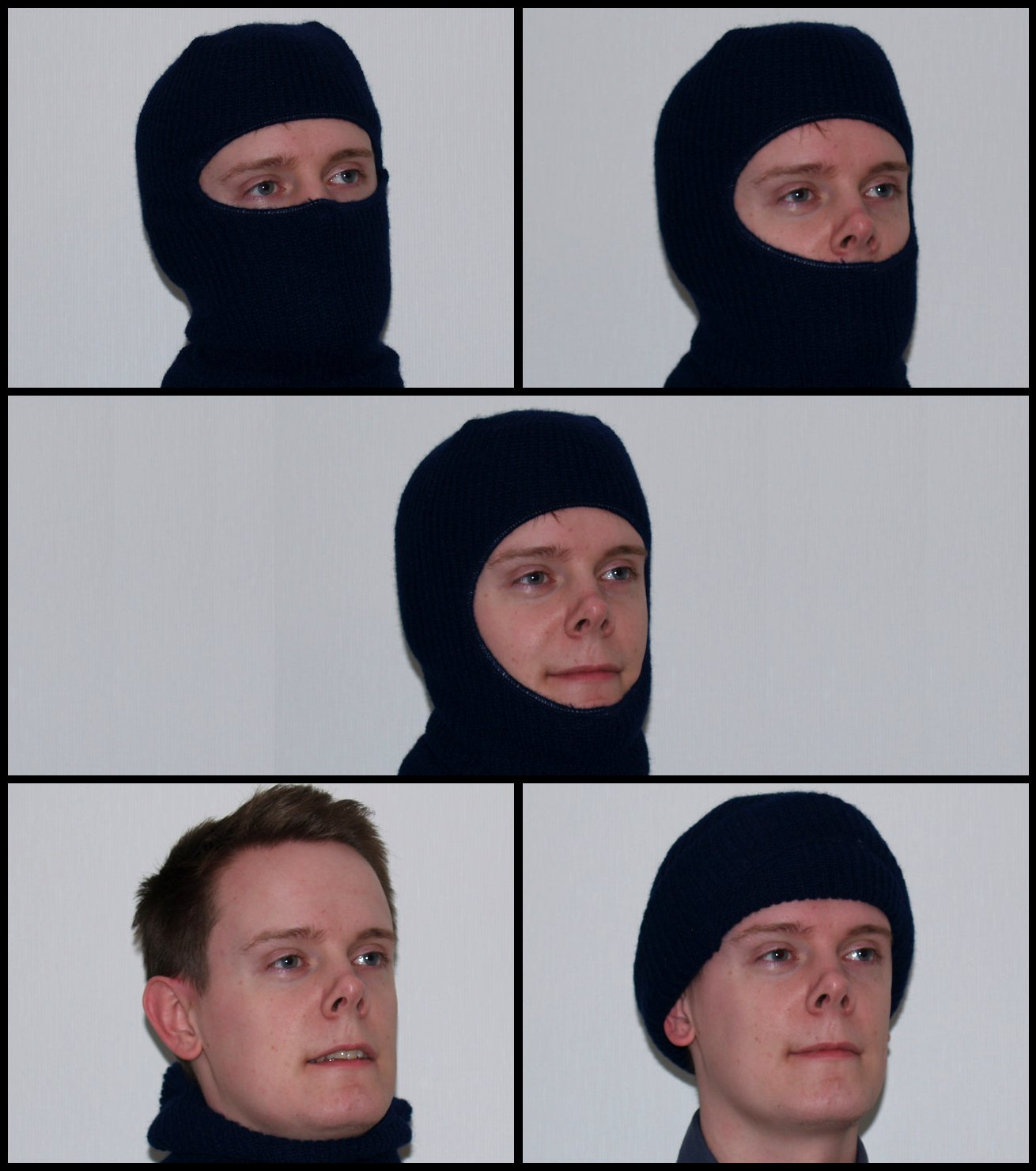 Балаклава головной убор