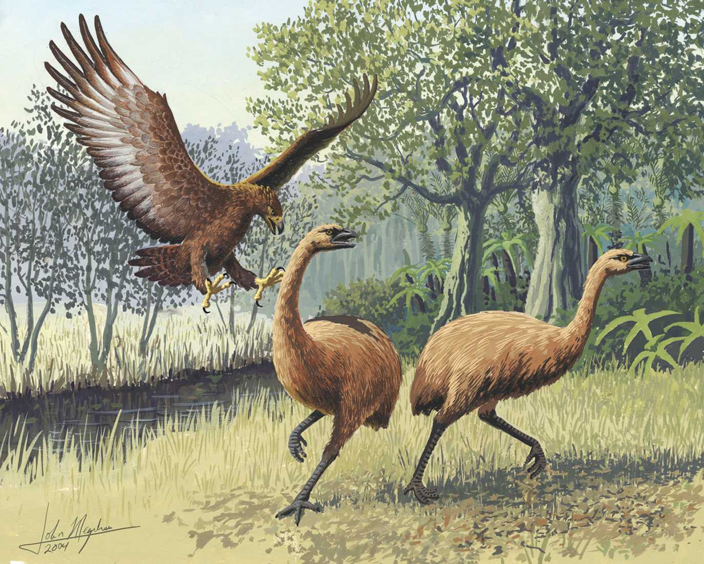 Четвертичное вымирания