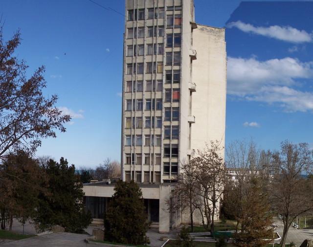 Феодосийский военный клинический санаторий