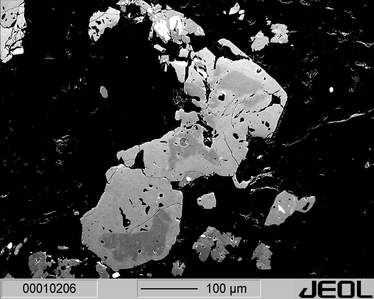 Сканирующий электронный микроскоп