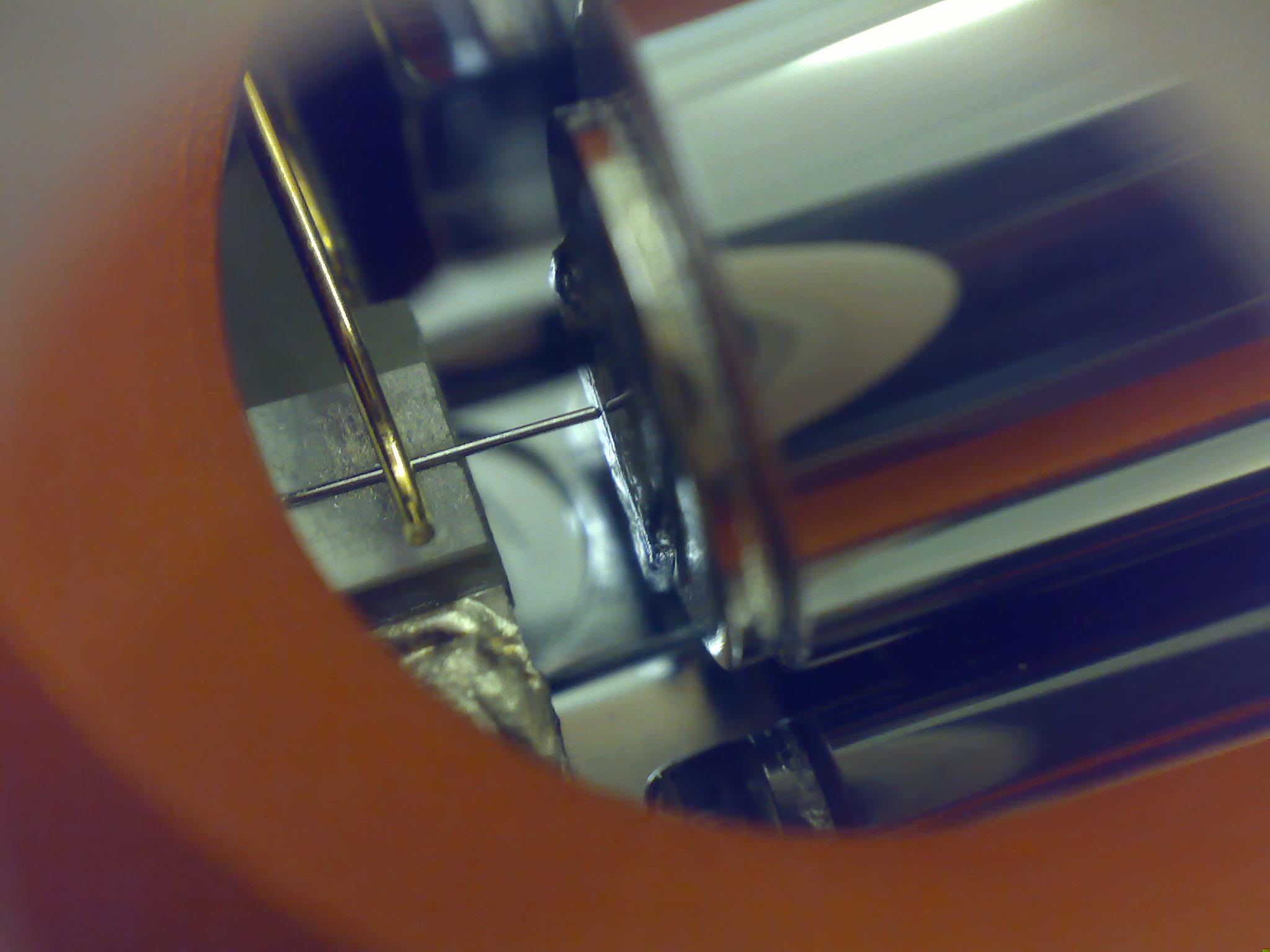 Хронология развития микроскопа