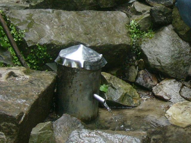 Сходницкое месторождение минеральных вод