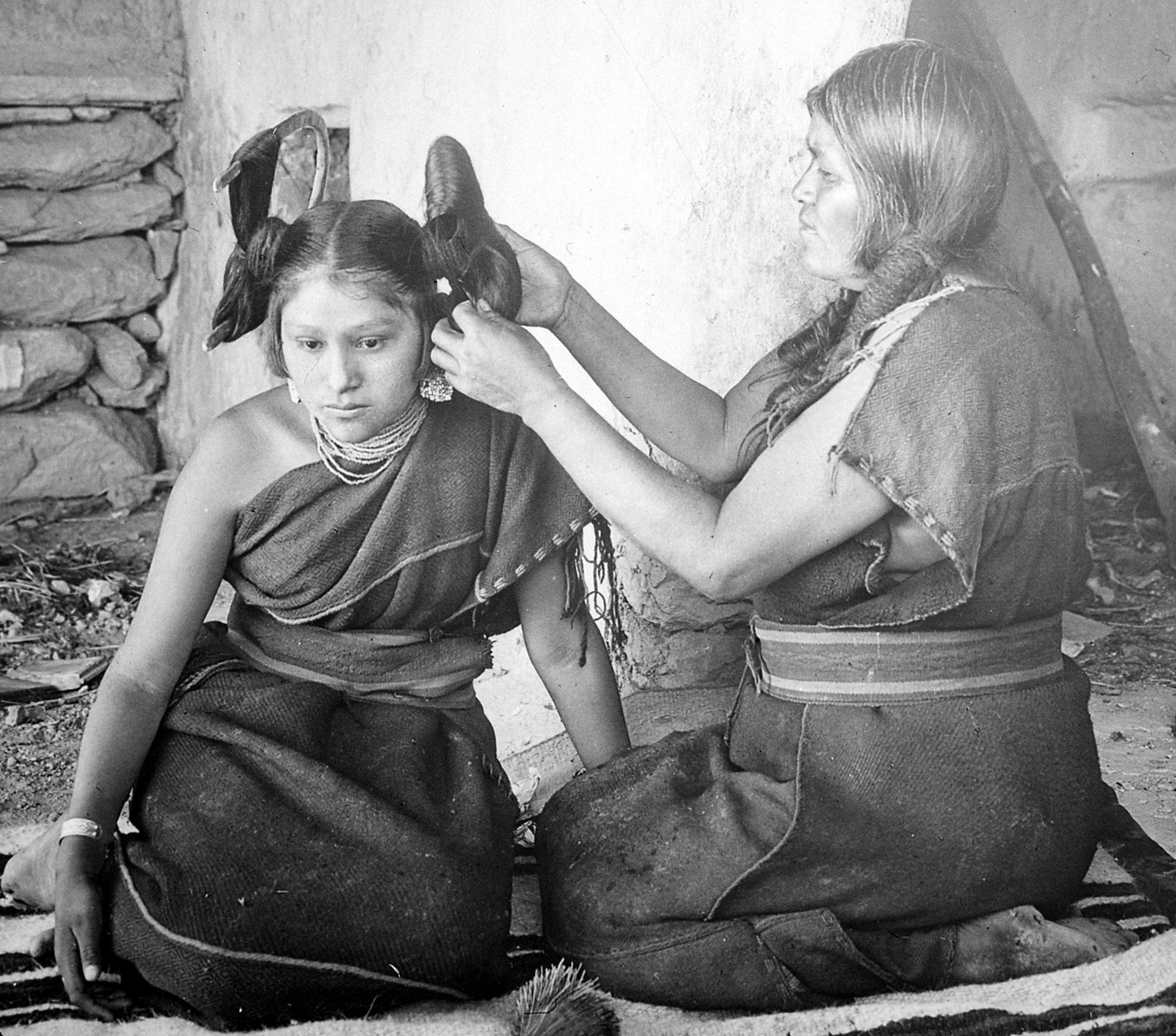 Native American Indian Culture Navajo Apache and Hopi