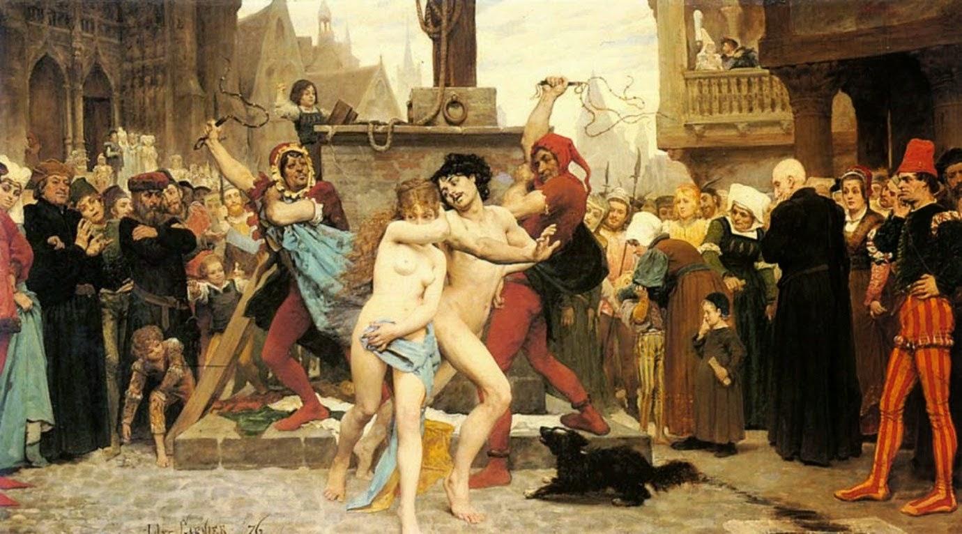 Превращение в женщину как наказание 3 фотография