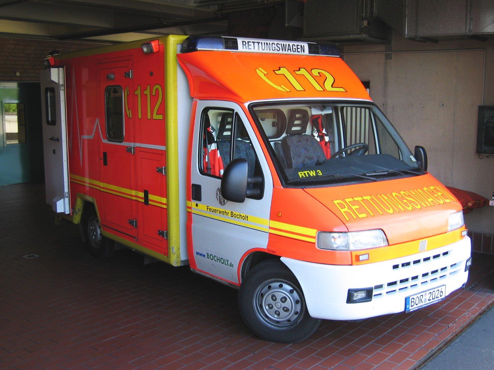112 служба экстренной помощи