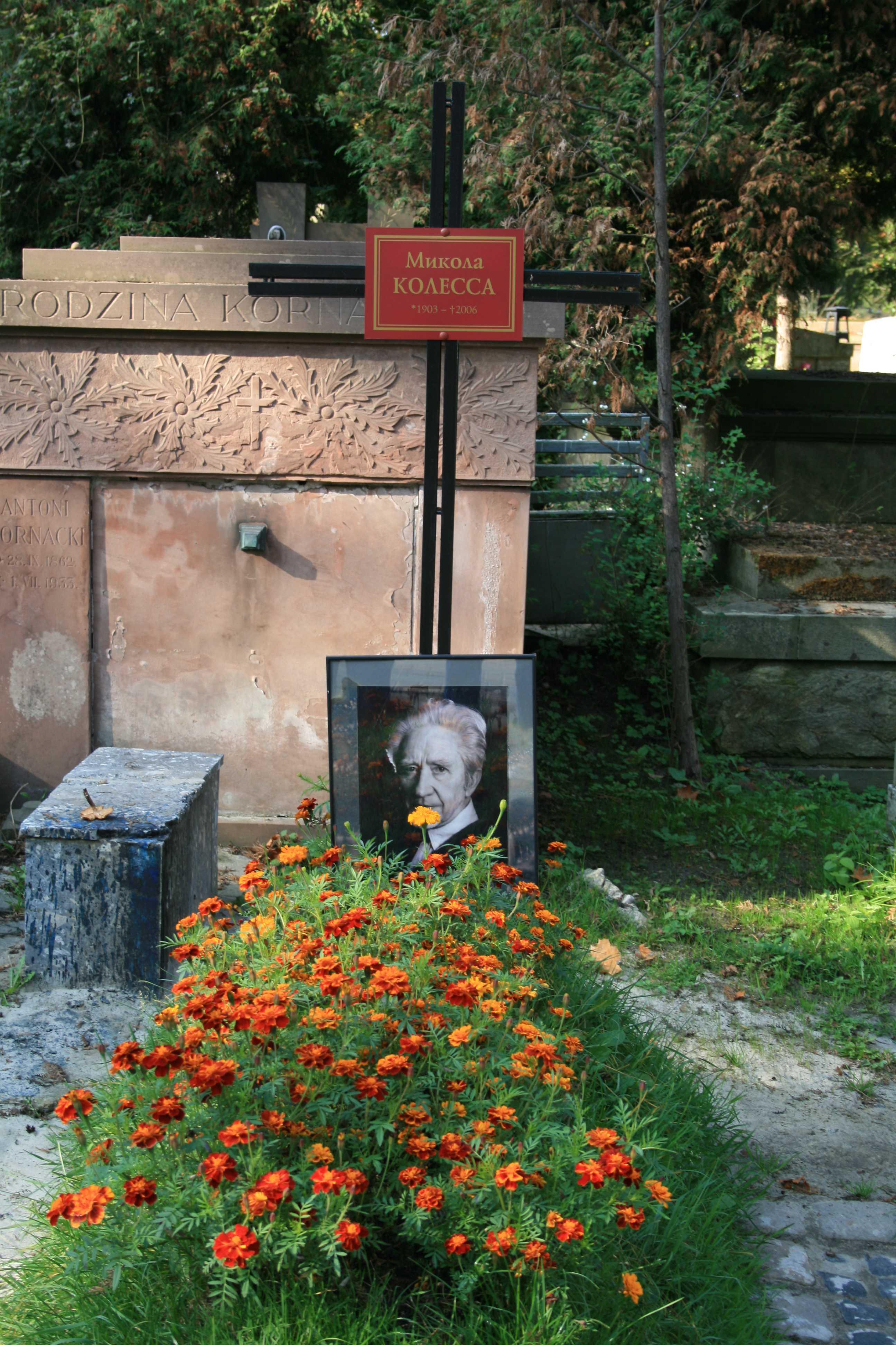 Колесса Николай Филаретович