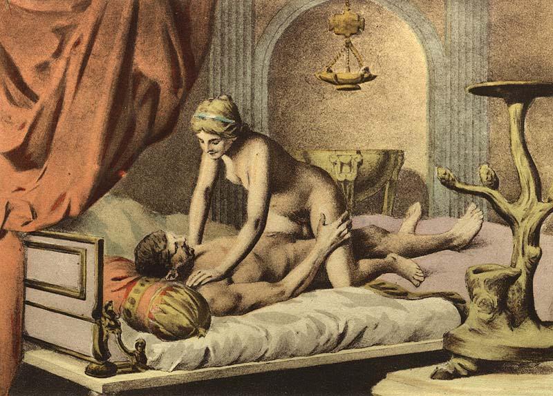мастурбация в искусстве пропустите