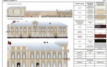 Photo of Что представляет собой колористический паспорт здания?