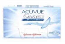 Photo of Что представляют собой контактные линзы Acuvue Oasys?
