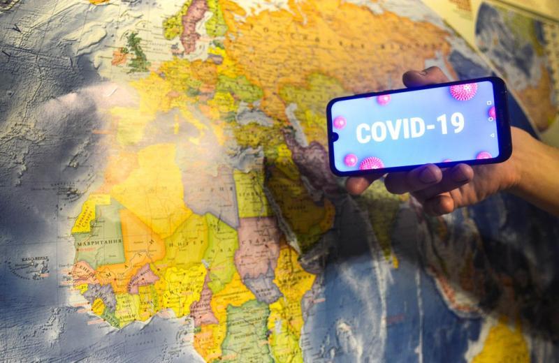 Photo of Распространение COVID-19 в России