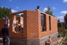 Photo of Этапы строительствa кирпичного дома